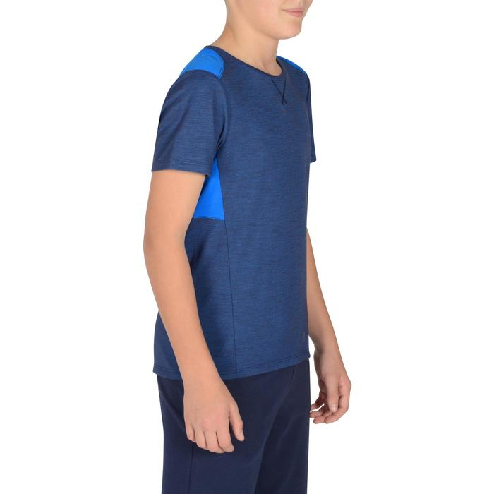 T-Shirt 500 manches courtes Gym garçon - 1302249