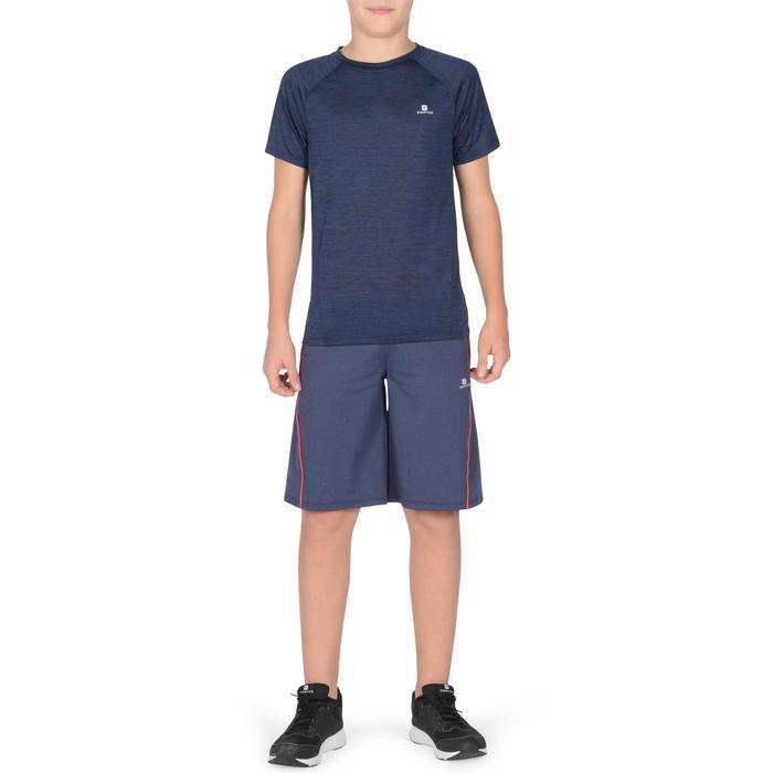 T-Shirt manches courtes S500 Gym garçon - 1302289