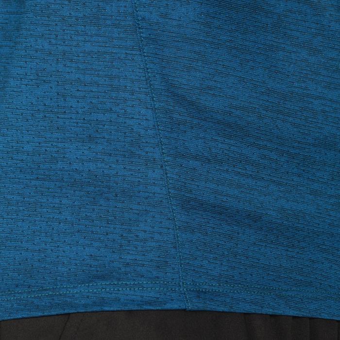 S500 Boys' Short-Sleeved Gym T-Shirt - Blue - 1302290