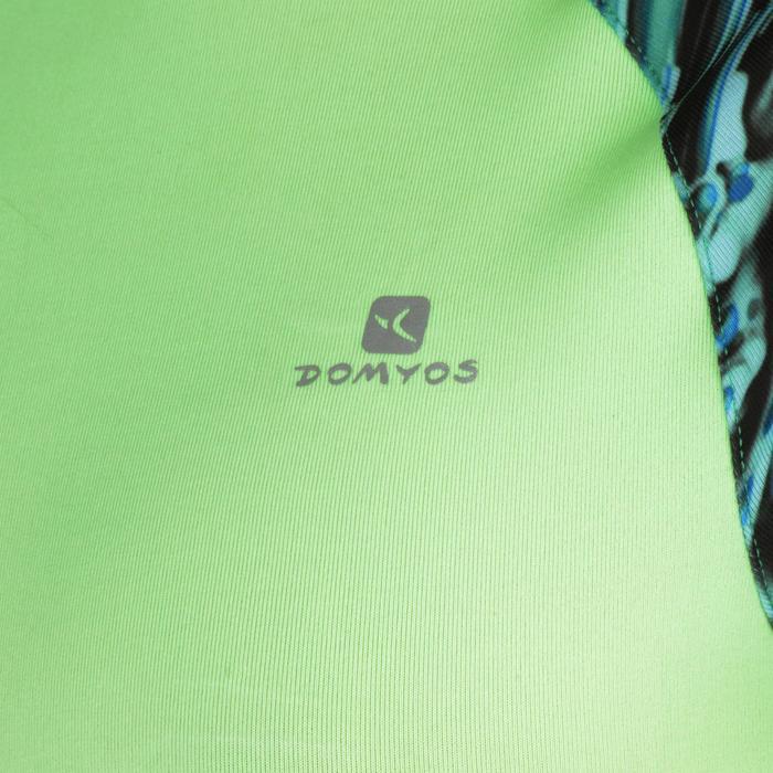 T-Shirt manches courtes S900 Gym Fille imprimé - 1302298