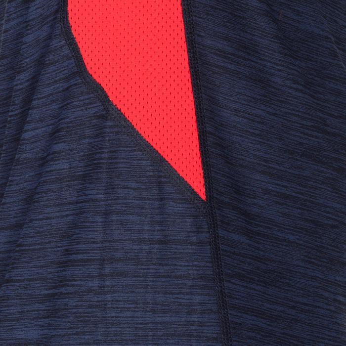 T-Shirt manches courtes S900 Gym garçon marine - 1302305