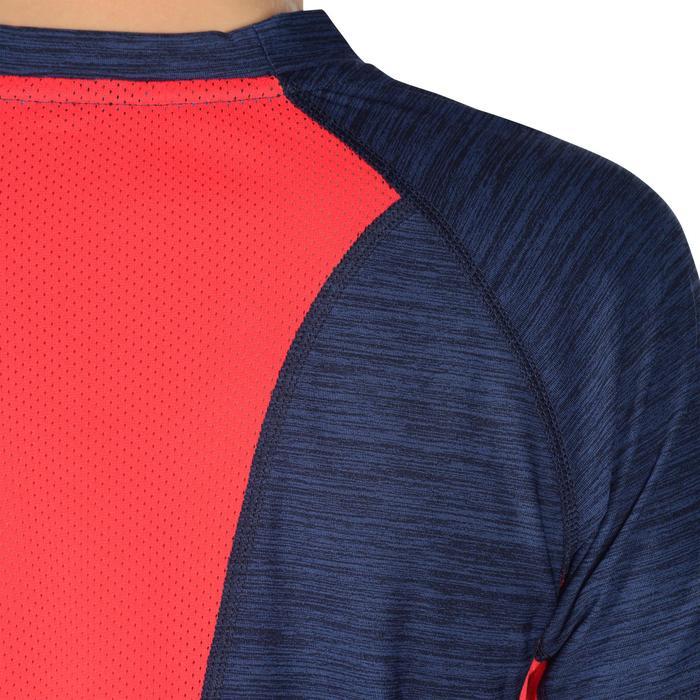 T-Shirt manches courtes S900 Gym garçon marine - 1302309