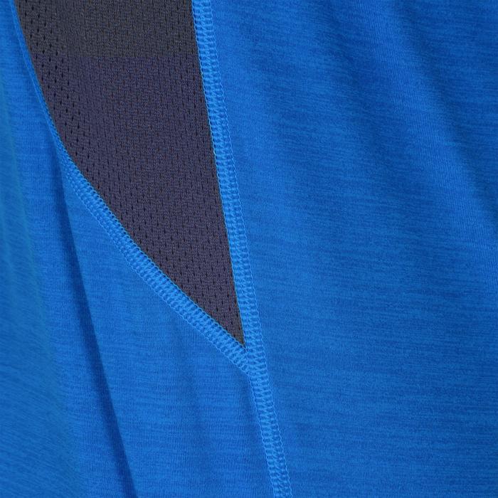 T-Shirt manches courtes S900 Gym garçon marine - 1302331