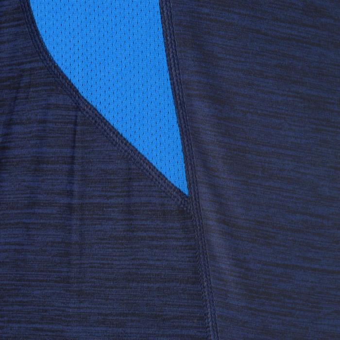 T-Shirt manches courtes S900 Gym garçon marine - 1302335