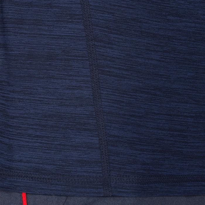 T-Shirt manches courtes S900 Gym garçon marine - 1302341