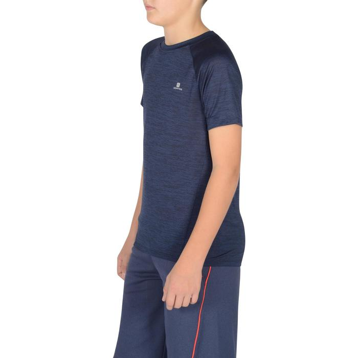 T-Shirt manches courtes S500 Gym garçon - 1302348