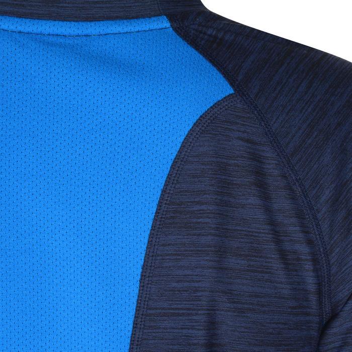 T-Shirt manches courtes S900 Gym garçon marine - 1302352