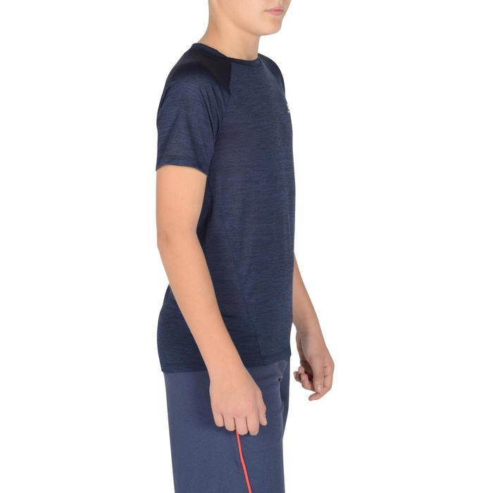 T-Shirt manches courtes S500 Gym garçon - 1302354