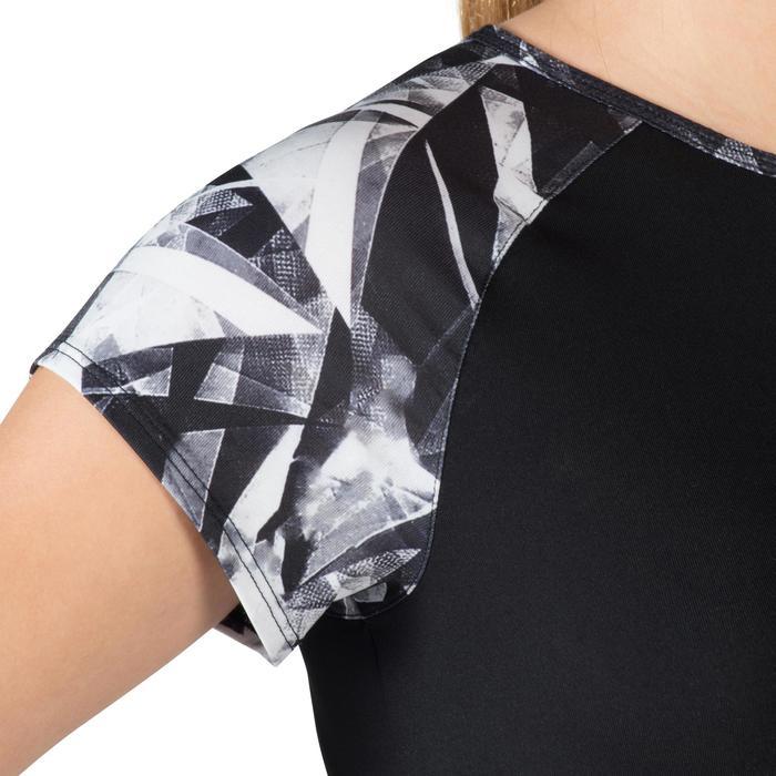 T-Shirt manches courtes S900 Gym Fille imprimé - 1302355