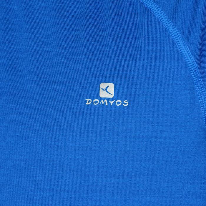 T-Shirt manches courtes S900 Gym garçon marine - 1302378