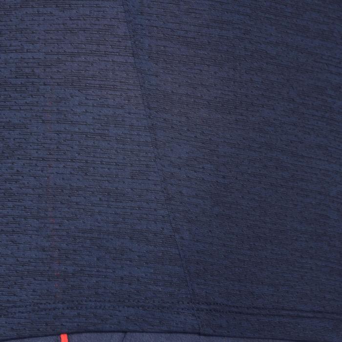 T-Shirt Kurzarm S500 Gym Kinder marineblau