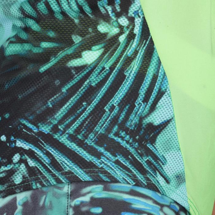 T-Shirt manches courtes S900 Gym Fille imprimé - 1302385
