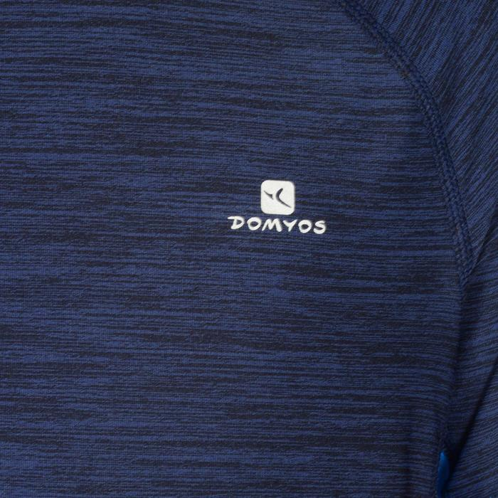 T-Shirt manches courtes S900 Gym garçon marine - 1302395