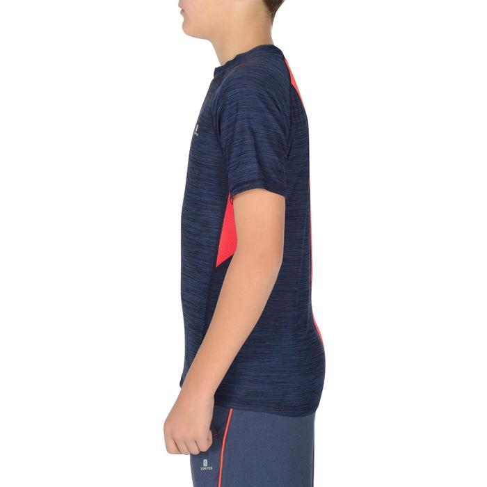 T-Shirt manches courtes S900 Gym garçon marine - 1302398