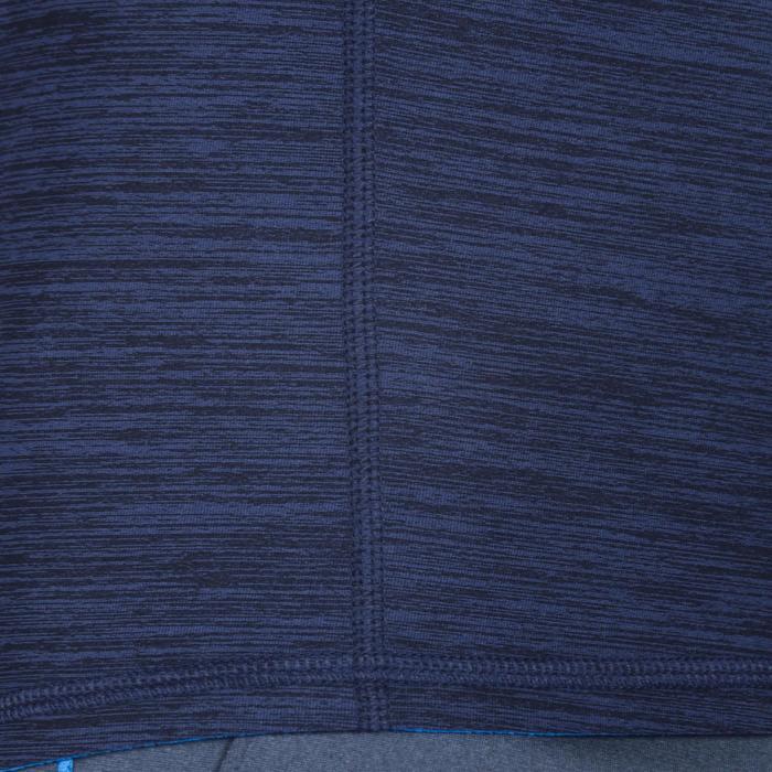 T-Shirt manches courtes S900 Gym garçon marine - 1302418