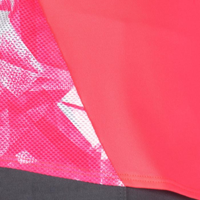 T-Shirt manches courtes S900 Gym Fille imprimé - 1302483