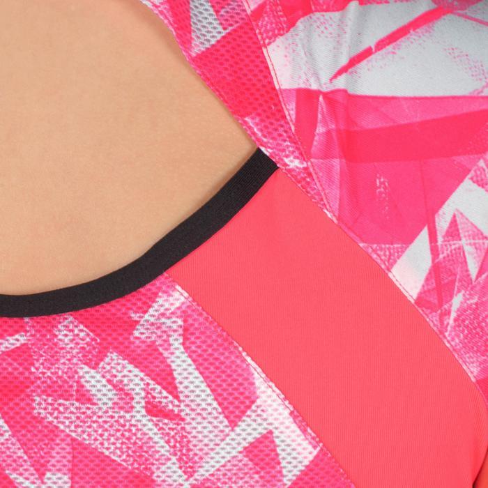 T-Shirt manches courtes S900 Gym Fille imprimé - 1302498