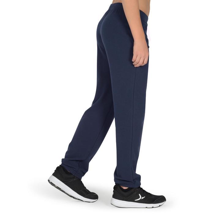 Pantalon 120 chaud regular Gym garçon poches - 1302522