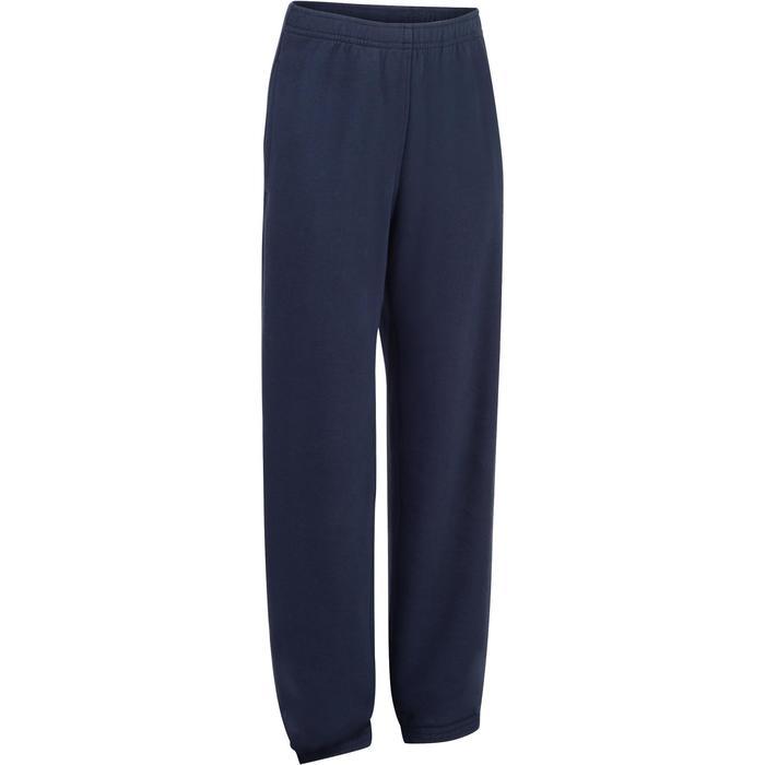 Pantalon 120 chaud regular Gym garçon poches - 1302542
