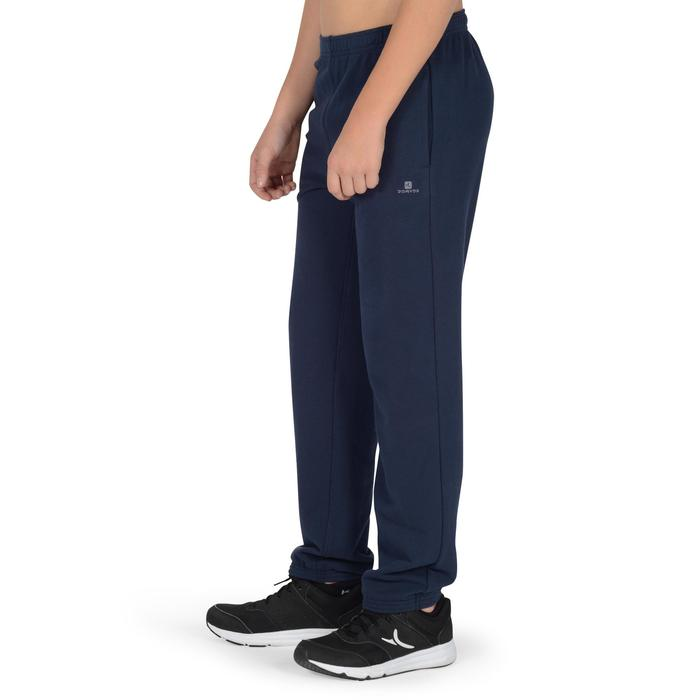 Pantalon 120 chaud regular Gym garçon poches - 1302552