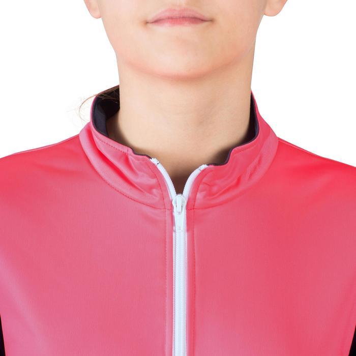 Survêtement GYM'Y chaud, synthétique respirant S500 fille GYM ENFANT rose