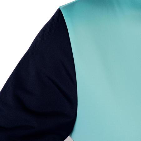 Conjunto deportivo GYM'Y cálido, sint. transp. S500 niña GIMNASIA JÚNIOR azul
