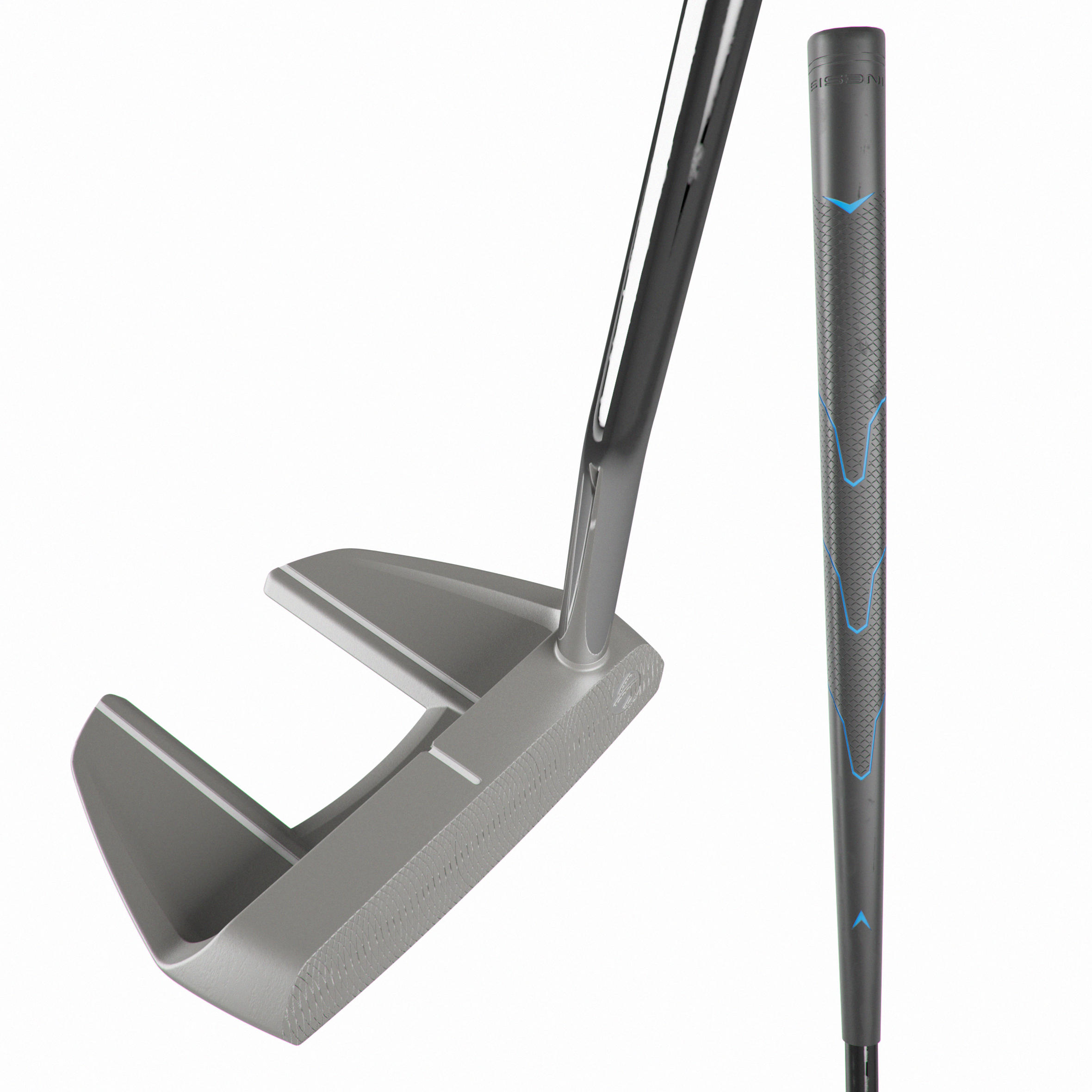 Putter de golf adulto diestro 500 34