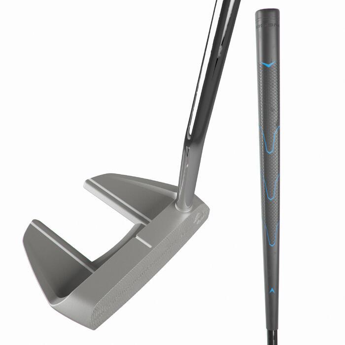 """Putter de golf adulto diestro 500 34"""""""
