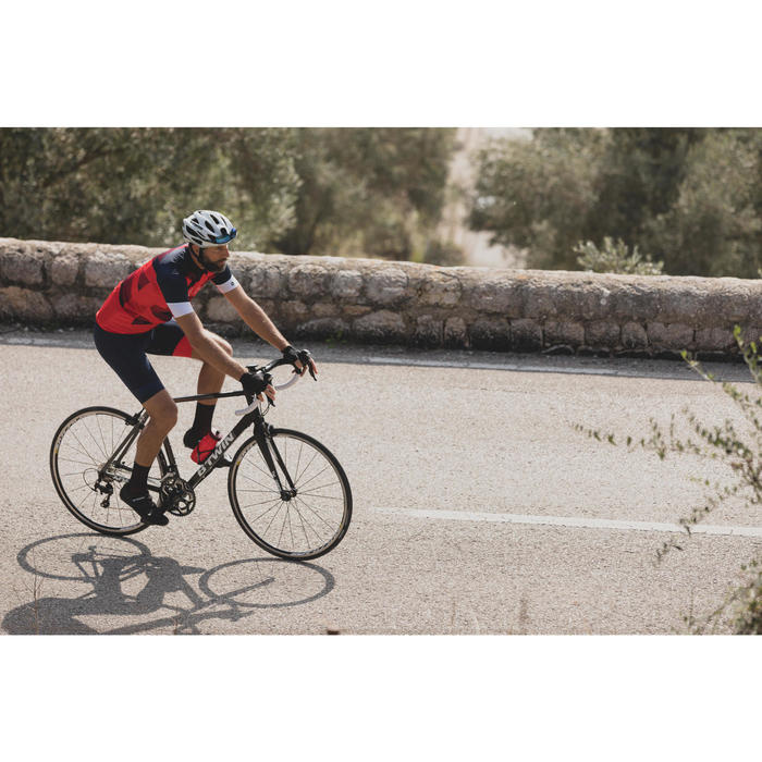 CUISSARD VELO ROUTE HOMME ROADCYCLING 900 NAVY - 1302724