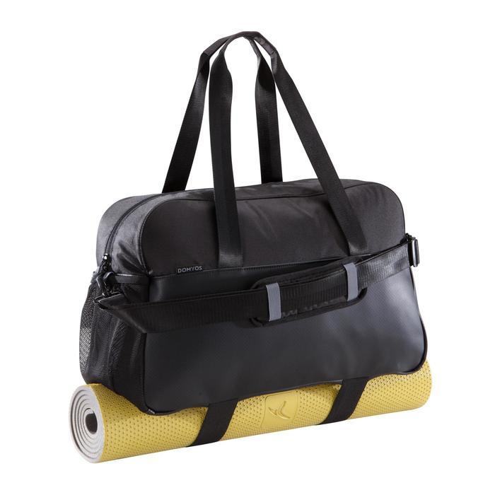 Tas fitness cardiotraining 30 liter zwart