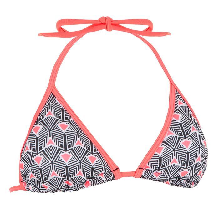 Bikini-Oberteil Triangel Mae verschiebbar mit abnehmbaren Cup-Schalen Dima Damen