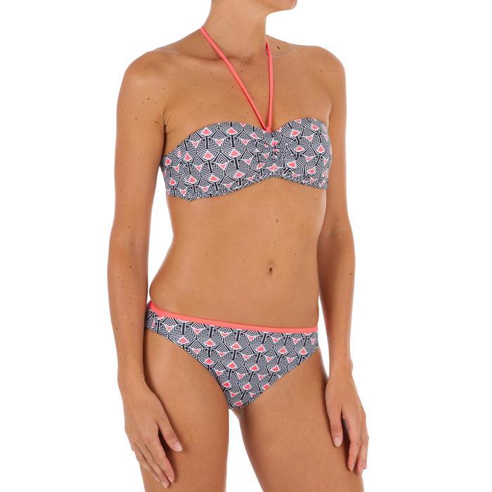 Bikini-Oberteil Bandeau Laeti Dima angenähte Formschalen Damen