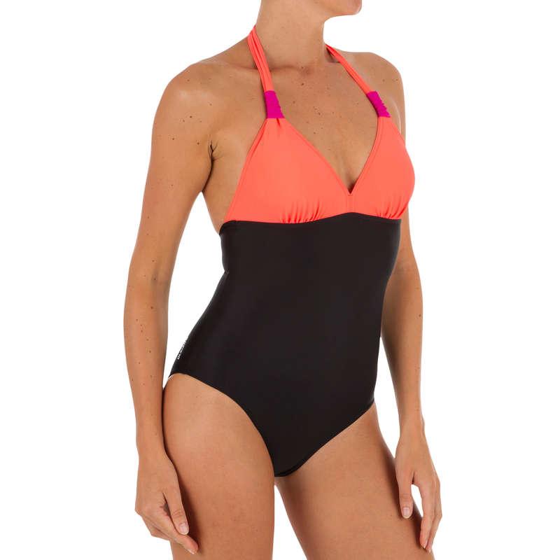 WOMEN BEGINNER SURF SWIMSUIT Surf - Clea 1-Piece - ColourB OLAIAN - Surf Clothing
