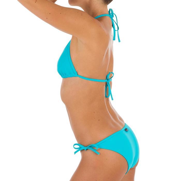 Bas de maillot de bain de surf femme nouée côté SOFY ORIGAMI - 1302965