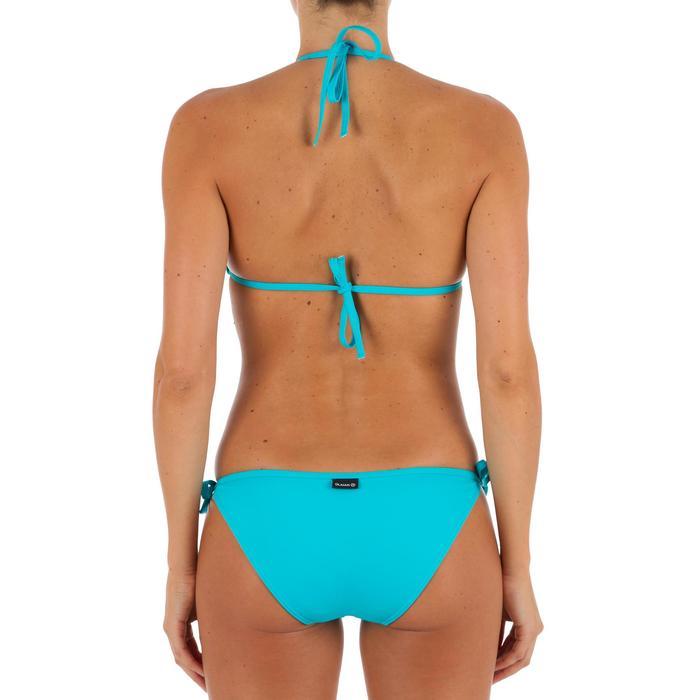Bas de maillot de bain de surf femme nouée côté SOFY ORIGAMI - 1302966