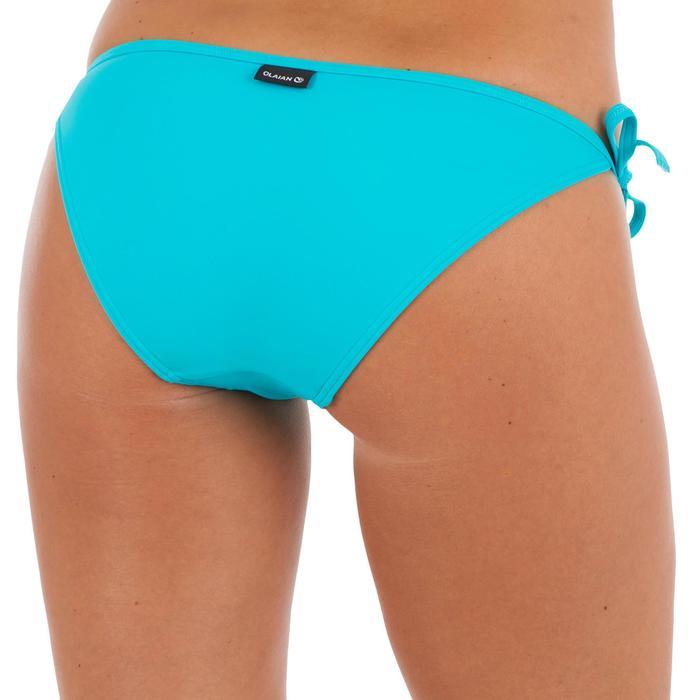 Bas de maillot de bain de surf femme nouée côté SOFY ORIGAMI - 1302968