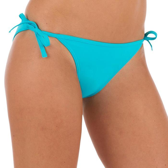 Bas de maillot de bain de surf femme nouée côté SOFY ORIGAMI - 1302970