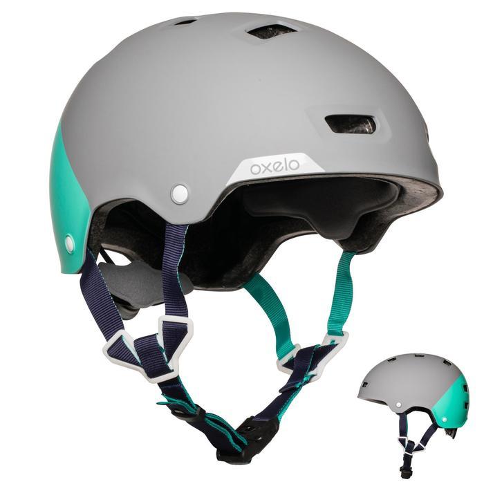 Helm MF 540 voor skeeleren, skateboarden, steppen mint - 1302986