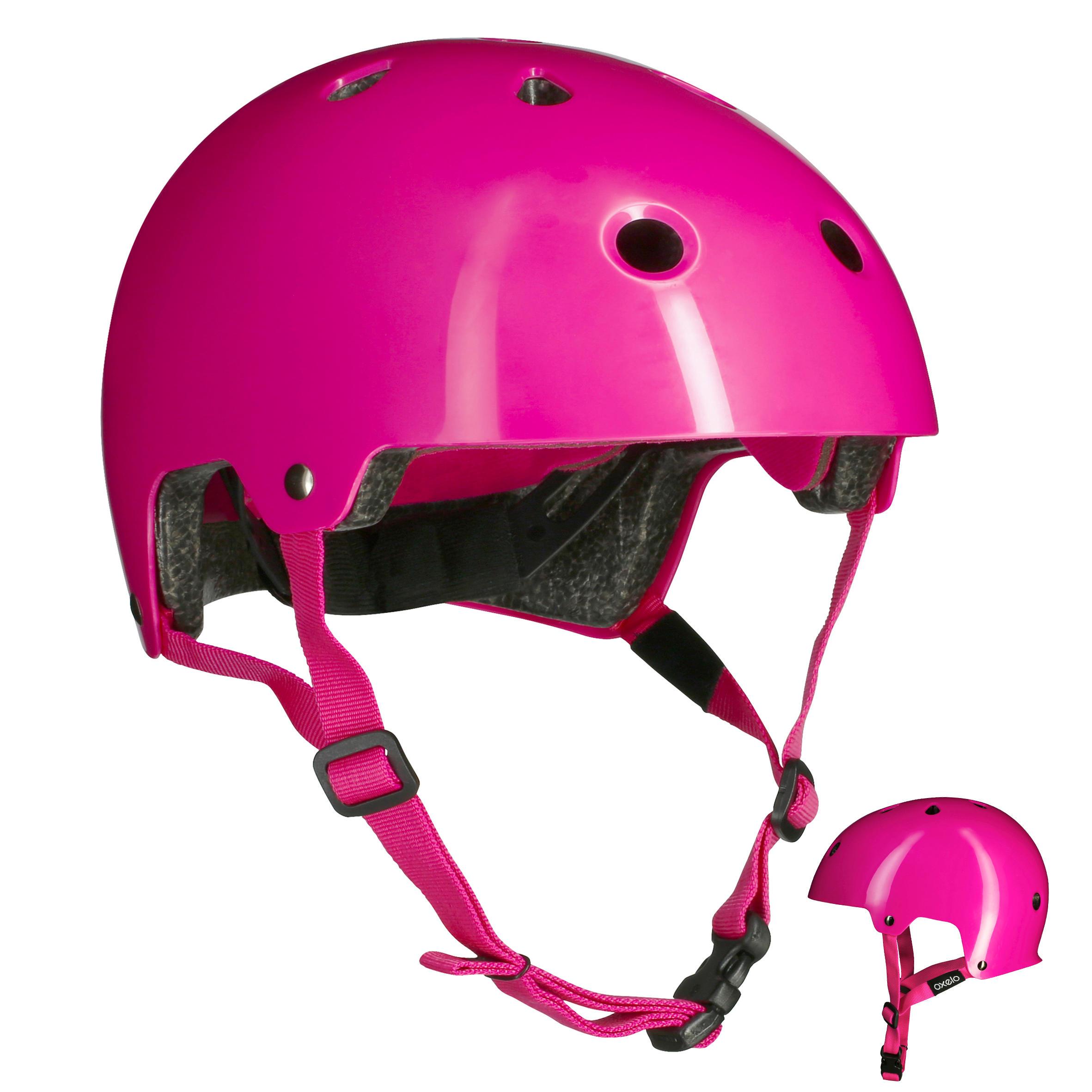 Helm Play 3 voor skeeleren skateboarden steppen fietsen