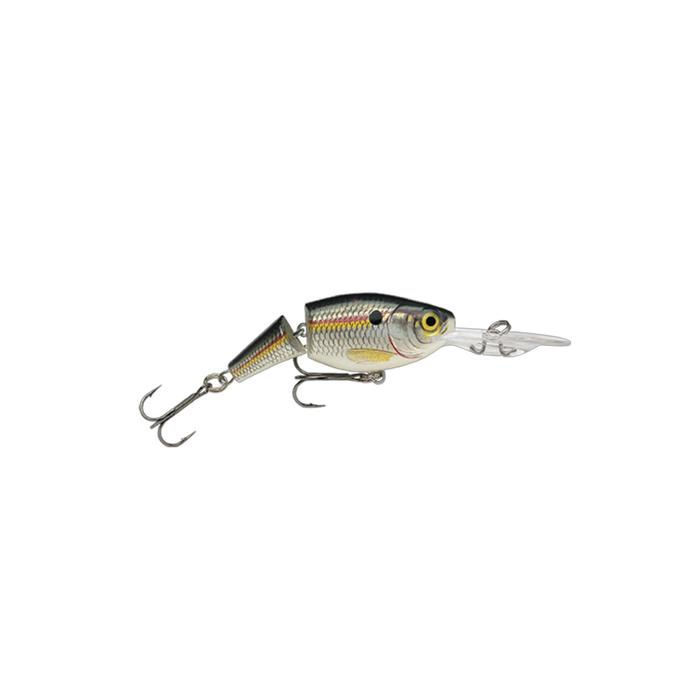 KUNSTAASVISSEN JOINTED SHAD RAP 70 SD > 6 CM