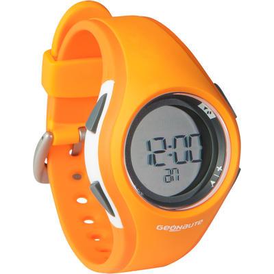 Montre chronomètre de course à pied W200 M orange