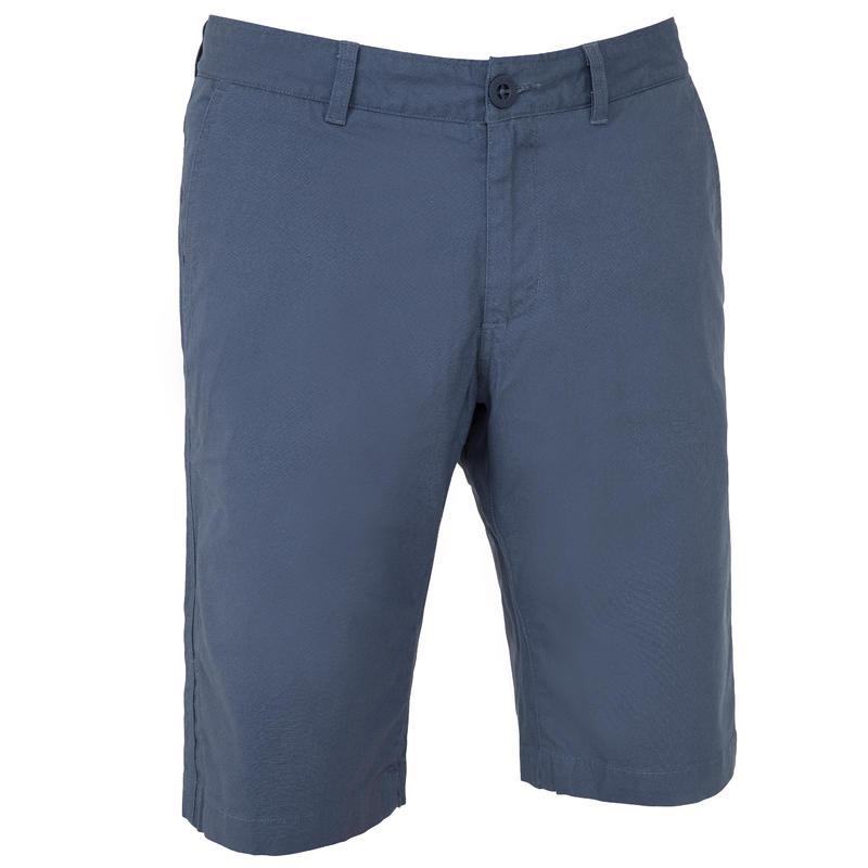 100 Adventure Men's Bermuda sailing shorts grey