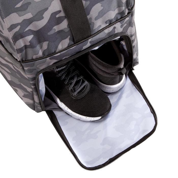 Bolsa fitness cardio-training 57 Litros estampado camuflaje