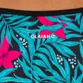 WOMEN BEGINNER SURF SWIMSUIT Surf - Sofy Tie-Side Briefs Bali Blck OLAIAN - Surf Clothing