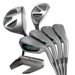 500 Women's Golf Set 7 Right-Handed Clubs
