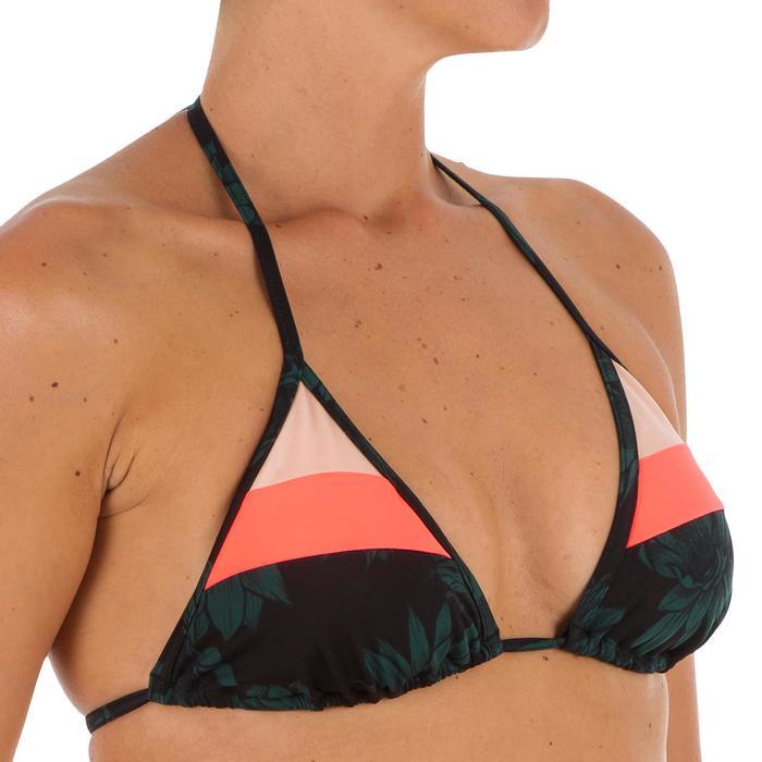 Bikini-Oberteil Triangel Mae Colorb Terra verschiebbar mit Formschalen Damen