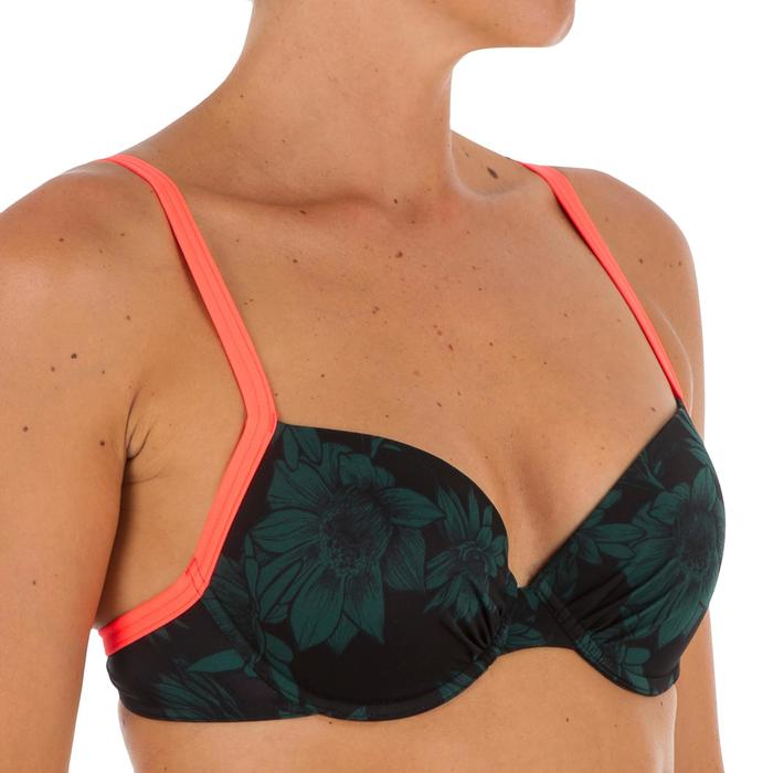 Haut de maillot de bain femme CORBEILLE ELO TERRA avec dos U ou X