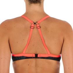 Bikini-Oberteil Körbchen Elo Terra gekreuzte oder U-förmige Rückenträger Damen