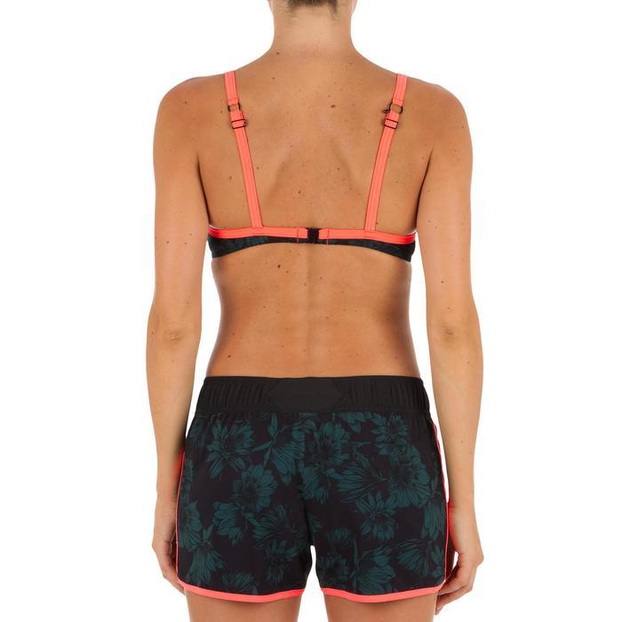 Boardshort femme TINI STREET avec ceinture élastiquée et cordon de serrage - 1303572