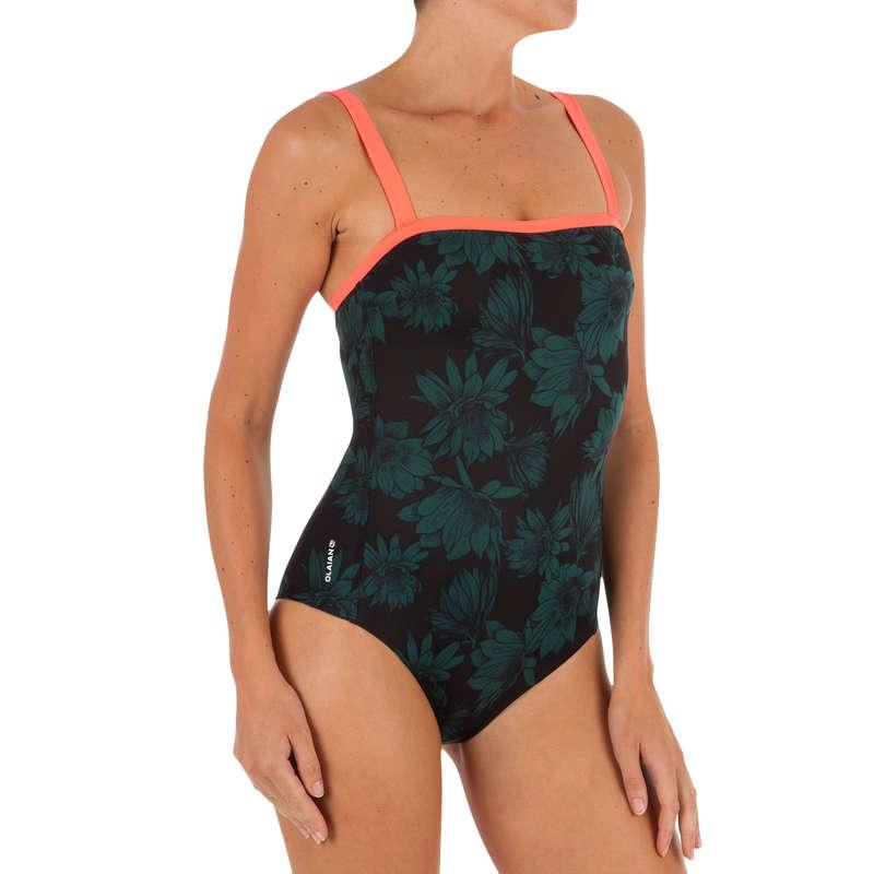 COSTUME ÎNOT SURF ÎNCEPĂTORI FEMEI Surf, Bodyboard, Wakeboard - Costum Întreg de Baie CORI  OLAIAN - Costume de baie, Protectii Solare, Papuci